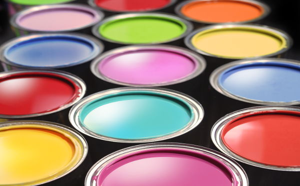 Solvent Based Water Based And Uv Printing Inks Used In